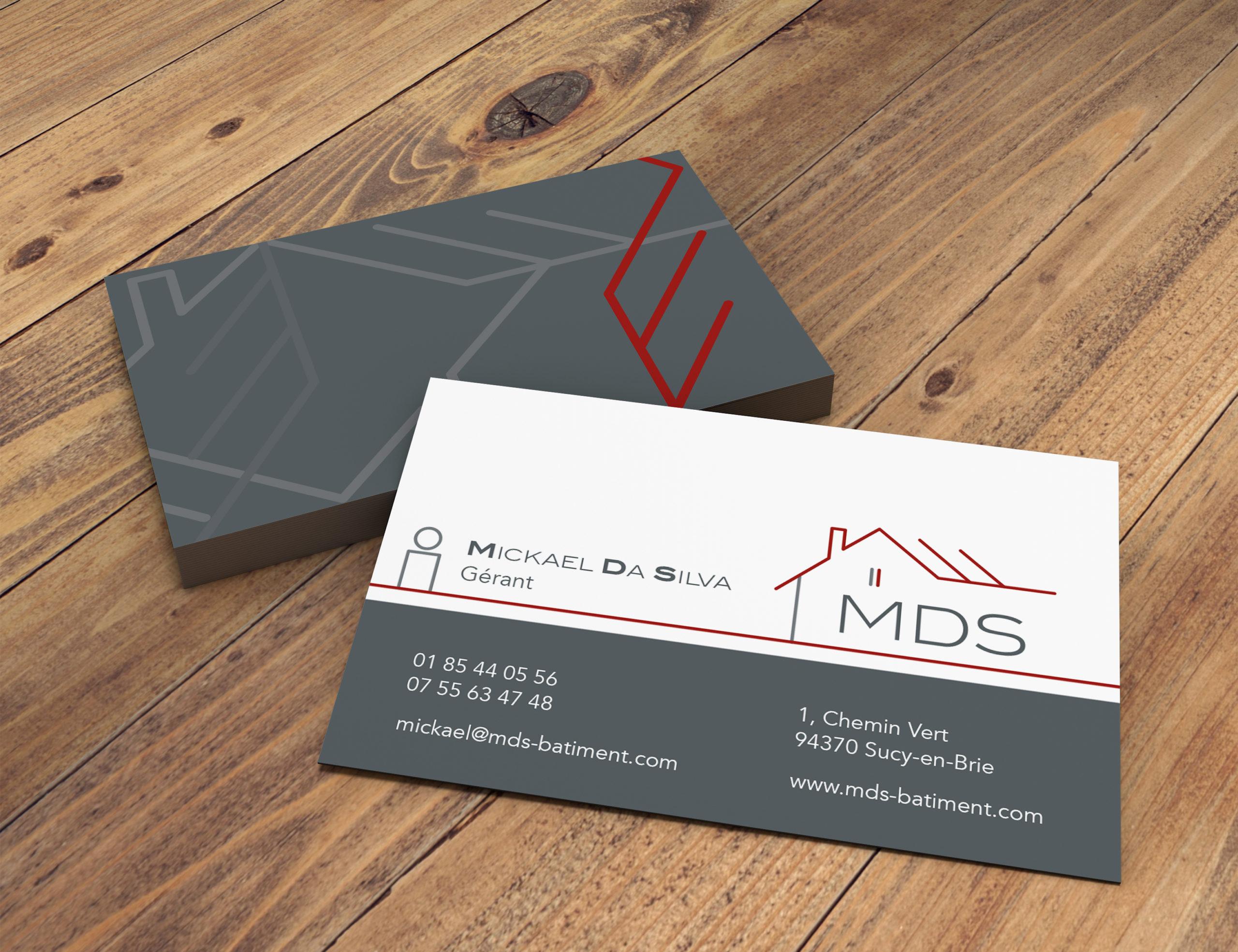 IDENTITE-MDS-CARTE VISITE - 1 Noiseau à Paris - Graphiste illustratrice Webdesigner Val de Marne